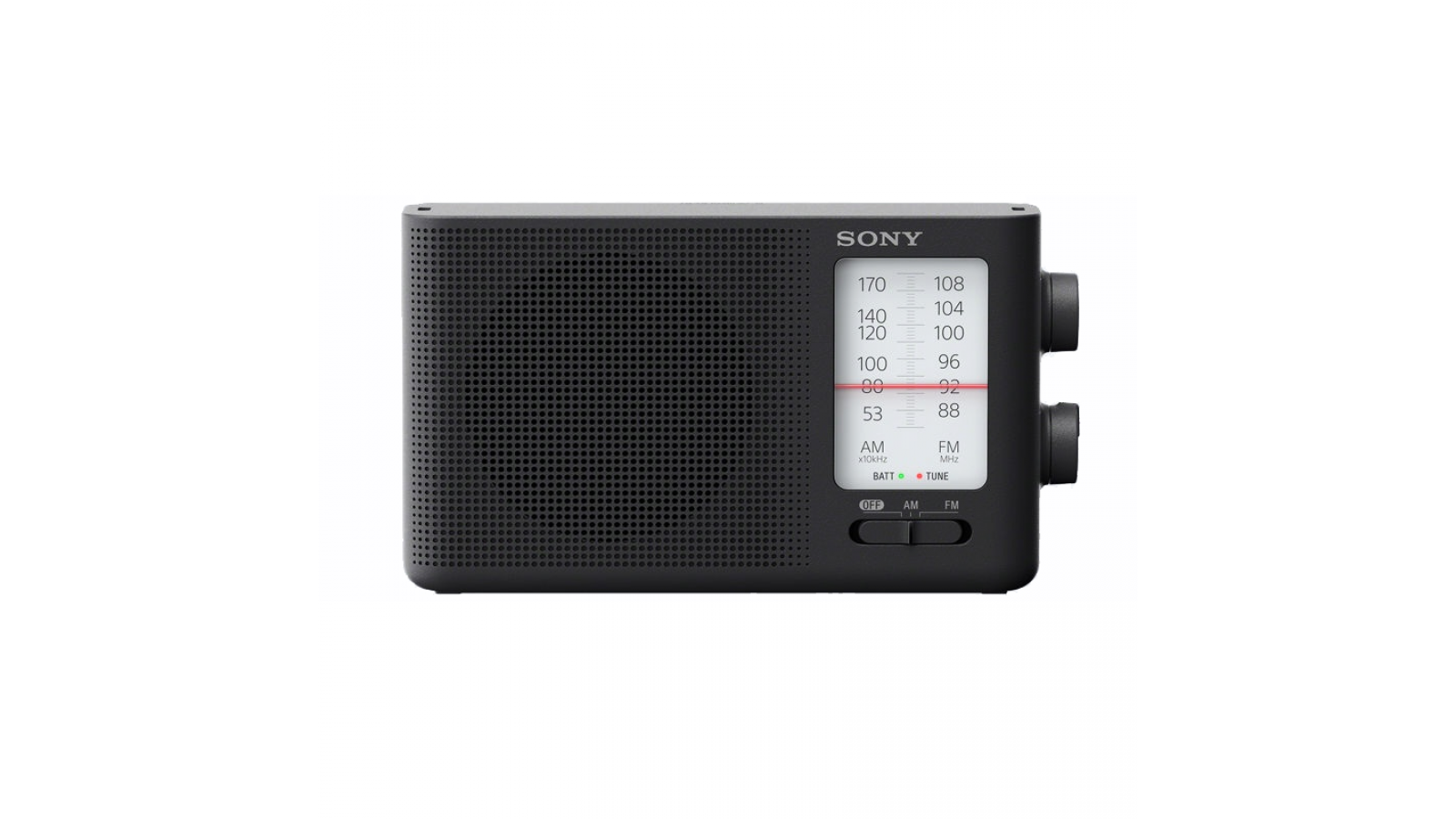 Radio Portatil Sony  ICF19
