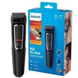 Cortabarba recargable PHILIPS  MG373015
