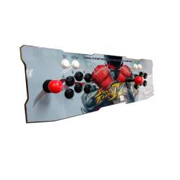 Consola  Multigame ARCADE Street Fighter IV