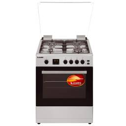 Cocina A Gas James C-26 A Tks INOXIDABLE
