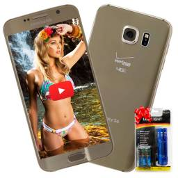 Samsung Galaxy S6 Flat 32Gb Recertificado