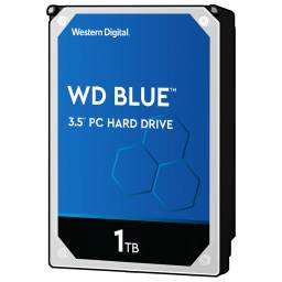 Disco duro WESTERN DIGITAL WD BLUE 1TB