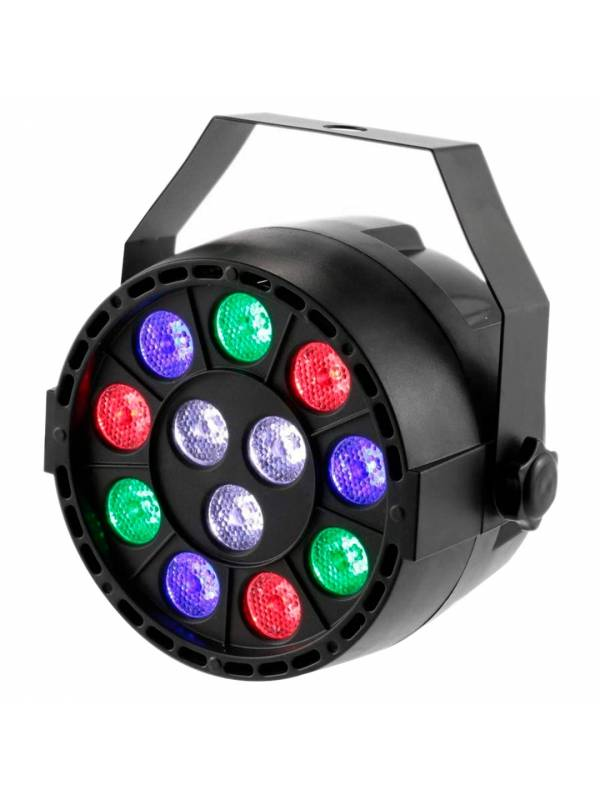 Tacho Luces PLS  12 Leds DMX
