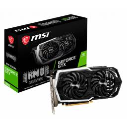 Tarjeta video MSI GeForce GTX 1660 ARMOR 6G OC