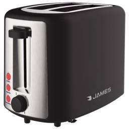 Tostadora JAMES TJ2P INOX